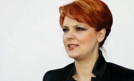 Care a fost reacția Liei Olguța Vasilescu după ce președintele Johannis a respins și a doua cerere de numire în funcție a acesteia