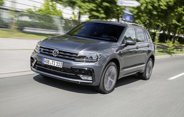 Sărbătoare la Volkswagen: SUV-ul Tiguan a ajuns la 5 milioane de unități   Sărbătoare la Volkswagen: SUV-ul Tiguan a ajuns la 5 milioane de unități!