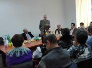 Simpozion dedicat Unirii Principatelor Române la Centrul de recreere al pensionarilor