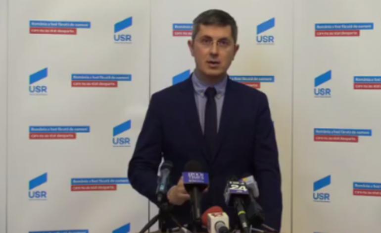 USR: Blocajul generat de licitația pentru corvete și atacul PSD la șeful Armatei servesc intereselor Rusiei