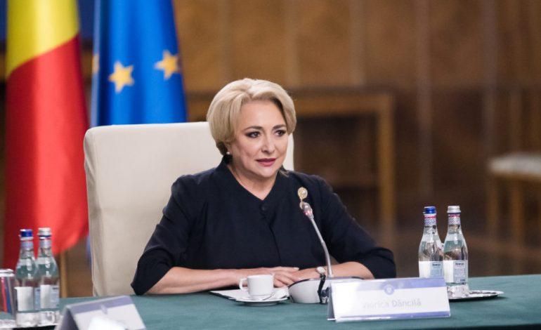Intervenția premierului Viorica Dăncilă în scandalul recursului compensatoriu
