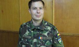 Un tânăr militar, noul cetăţean de onoare al oraşului regal !