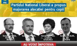PNL, atac furibund la PSD: ''Valeca, ce rău ţi-au facut copiii?''
