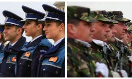 Polițiștii și militarii ar putea lucra și după vârsta de pensionare