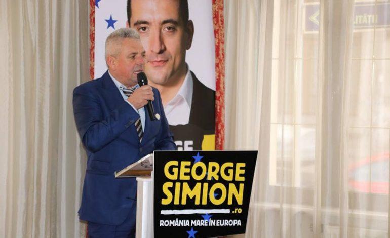 ADIO, PNL !Primarul Baciu îl susţine pe George Simion la europarlamentare!