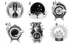 Alege un glob magic si afla ce te asteapta in aceasta primavara!