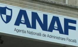 Probleme mari la ANAF - Iar a picat site-ul Fiscului
