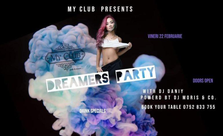 Weekendul începe cu o petrecere specială la My Club