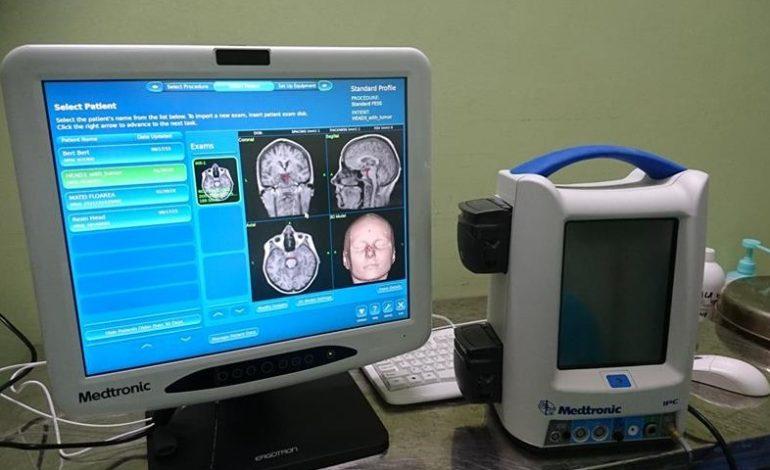 Secția ORL a Spitalului Județean de Urgență Pitești este una dintre cele mai dotate din țară