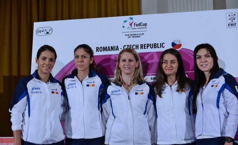 România în semifinalele  FED CUP, la tenis de câmp!!!