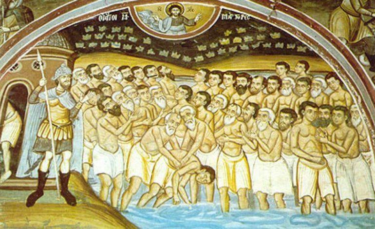 AZI E MARE SĂRBĂTOARE: Tradiții și obiceiuri de cei 40 de Mucenici