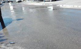 Muncitorii de la AQUATERM au rezolvat rapid problema unei conducte sparte!