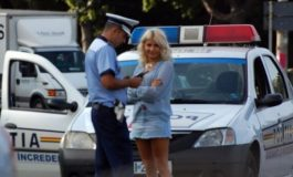 Puştoaică din Argeş prinsă cu 110 km/oră în localitate