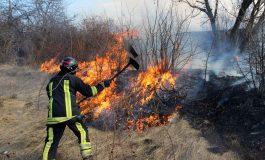ACUM ! Incendii la... foc automat în Argeş ! Arde la Retevoieşti şi alte localităţi