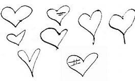 Desenează o inimioară! Află ce spune rezultatul despre cum iubești