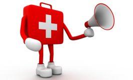 Primul ajutor! Ce ai de făcut când copilul suferă un accident