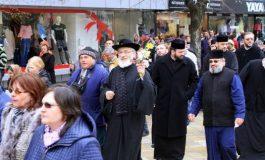 Mâine, preoţii argeşeni ies in stradă la un marş pentru viaţă VA PARTICIPA SI ÎPS CALINIC