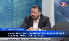 """VIDEO ! Deputatul """"Mitralieră"""", dezlănţuit: Magistraţii nu au voie să facă grevă ! Ministrul un ciudat, OG 7 era perfectă!"""
