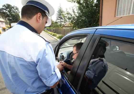 Vacanta Rusalii   Poliţiştii argeşeni au reţinut 65 de permise si au dat 550 sancţuini