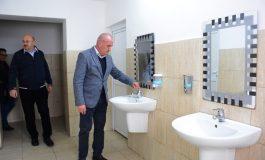 GALERIE FOTO - La Albeştii de Argeş se construieşte o grădiniţă nouă şi se reabilitează dispensarul comunal