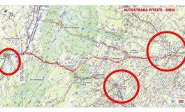 CHIAR ÎŞI BAT JOC ! SE MODIFICĂ din nou TRASEUL AUTOSTRĂZII Piteşti - Sibiu - In Argeş modificări importante