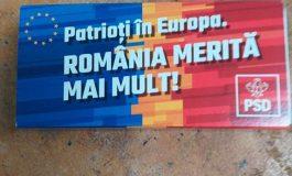 """REVOLTĂ IN FABRICILE DIN ARGEŞ !  PSD Argeş a inceput distribuţia de brichete electorale in secţii: """" SĂ LE DEA BGETARILOR SAU PENSIONARILOR, NU NOUĂ !"""