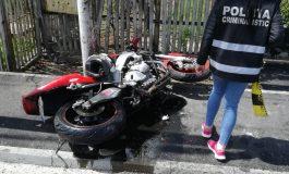 ACUM! Accident grav de Paști, in Argeș - a intrat în stâlp
