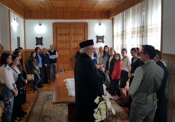 IPS Calinic a premiat elevii calificați la faza națională a Olimpiadei de Religie