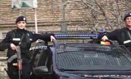 VIDEO ! Desfășurare impresionantă de forțe a Jandarmeriei Argeş - Paradă aniversară, momente unice !