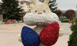 La Mioveni atmosferă de Paşti, la Curtea de Argeş... de Crăciun !