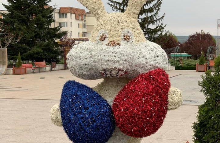 La Mioveni atmosferă de Paşti, la Curtea de Argeş… de Crăciun !