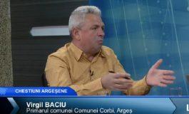 """EXCLUSIV VIDEO ! Primarul Virgil Baciu, anunţ bombă: """"Nu voi mai candida la primăria Corbi !"""" !"""