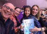 """UN NOU SUCCES! Argeşeanca Ana Maria Diaconu a obținut premiul I la Festivalul Internațional """"Lemari"""" din Minsk"""