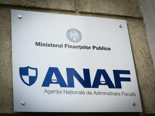 ANAF a publicat Ordinul! A apărut în Monitorul Oficial și se aplică de azi