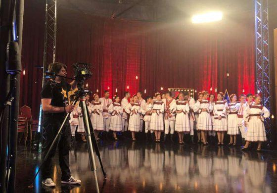 Un nou succes al ansamblului Doina Bascovului: de 4 ori DA la ''Romanii au talent'