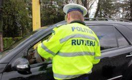 POLIȚIȘTII ȘI-AU FĂCUT PLANUL ! 100.000 lei amenzi si 29 permise suspendate in weekend