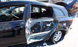 ACUM! Accident în Argeș - A intrat cu mașina în camion