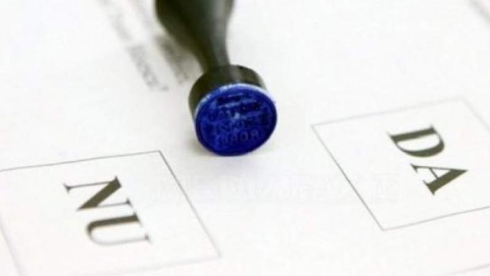 OFICIAL: Iată întrebările la care veți răspunde la referendumul din 26 mai-  Președintele a decis