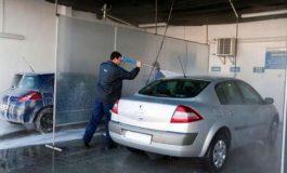 Spălătorie auto prinsă furând apă din reţeaua publică ! E SINGURA ?