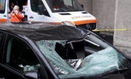 INCIDENT ȘOCANT ! Și-a găsit fiul mort prăbușit pe o mașină