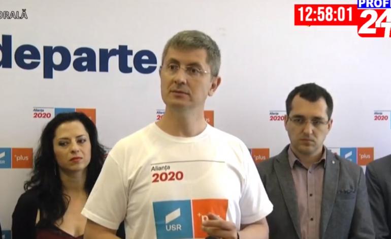 REZULTAT ALEGERI: USR a câştigat PITEŞTIUL – DEZASTRU PENTRU PSD