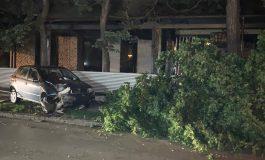 ACUM! Puștoaică, accident spectaculos in Curtea de Argeș, pe bulevard