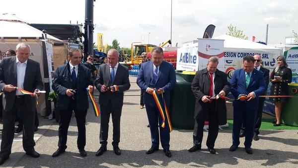 În lipsa ministrului Daea, Dan Manu şi Mihai Daraban au deschis Târgul Agro Pitești – ediția 2019