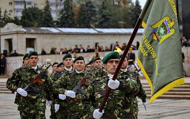 """Batalionul 33 Vânători de Munte """"Posada"""" la ceas aniversar – De 50 ani în slujba ţării !"""