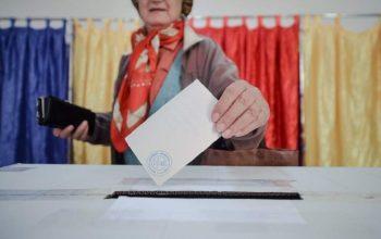 REZULTATE Alegeri Europarlamentare la Albeştii de Argeş -  PSD zdrobit de PNL