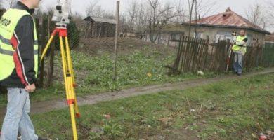 Cadastru gratuit in șase comune din Argeș CARE SUNT ACESTEA