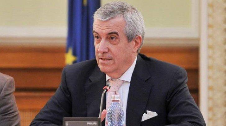 Călin Popescu Tăriceanu anunță! 'Dragnea scontează pe un rezultat convenabil pentru el, peste 30%'