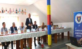 """La Ciofrângeni, start proiectului """"Complex de 4 Locuinţe protejate şi Centru de zi"""""""
