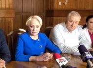 VIDEO   JALNICA Dăncilă a comis-o iar: NU A ȘTIUT ÎN CE JUDEȚ SE AFLĂ