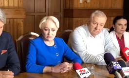 VIDEO | JALNICA Dăncilă a comis-o iar: NU A ȘTIUT ÎN CE JUDEȚ SE AFLĂ